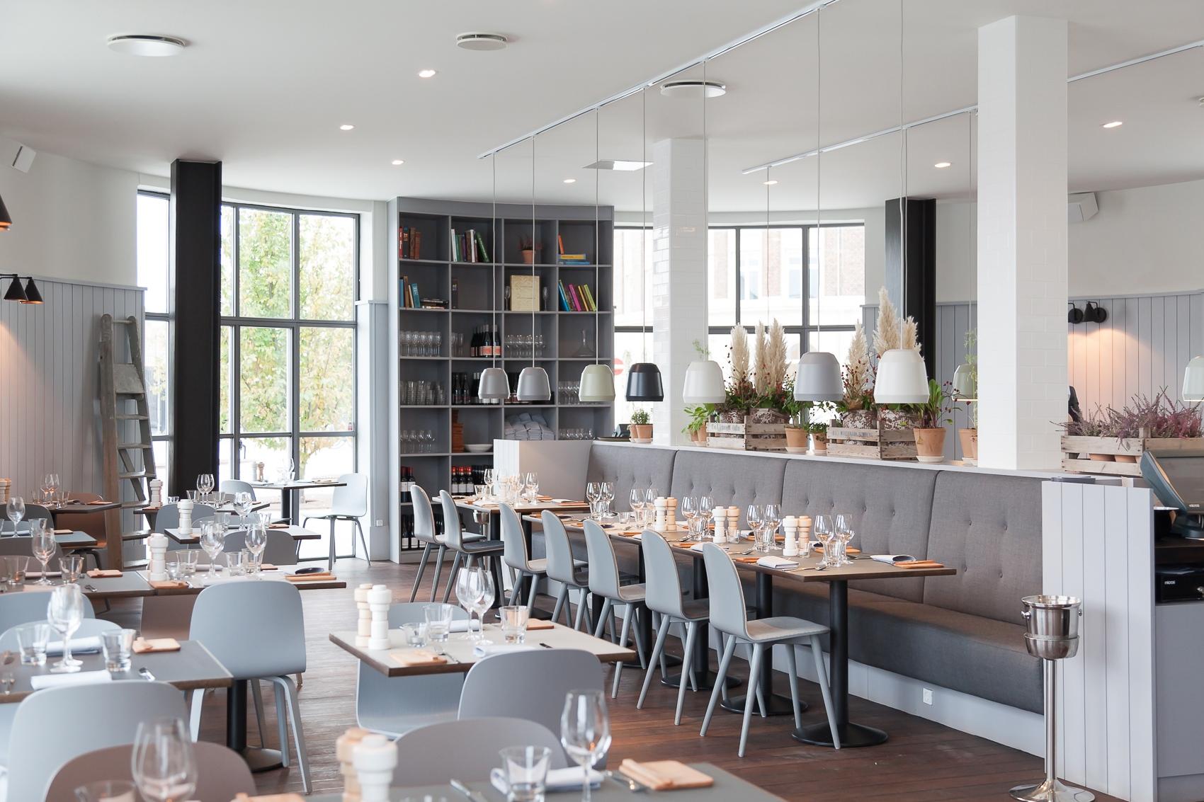 restaurant almanak Heartwork Design