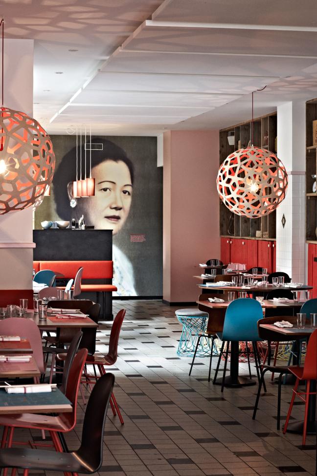 Restaurant nam-nam