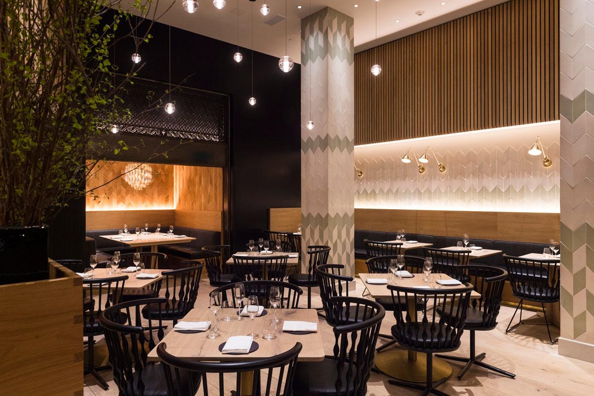 Restaurant agern heartwork design
